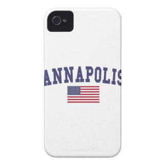 Annapolis US Flag iPhone 4 Covers