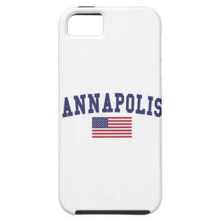 Annapolis US Flag iPhone 5 Cover