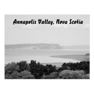 Annapolis Valley, Nova Scotia Postcard