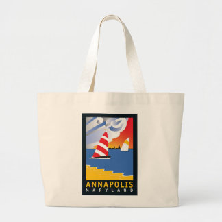 Annapolis, Wednesday Afternoon Jumbo Tote Bag