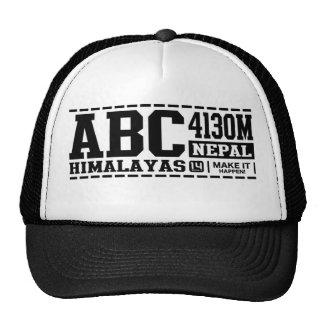 Annapurna Base Camp Trucker Hat