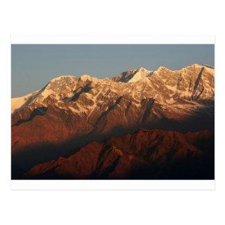 Annapurna Ranges 2 Postcard