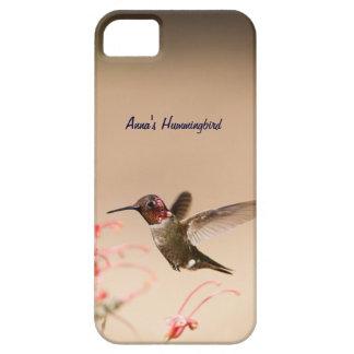 Anna's Hummingbird iPhone 5 Cases