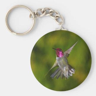 Anna's Hummingbird Keychains