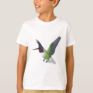 Anna's Hummingbird Male T-Shirt