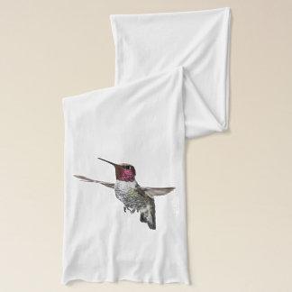Anna's Hummingbird Scarf