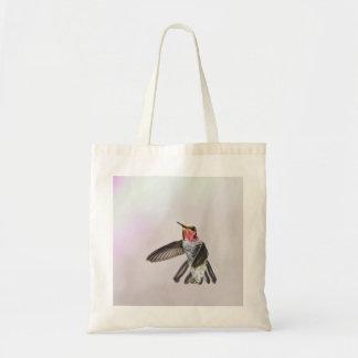 Anna's Hummingbird tote Budget Tote Bag