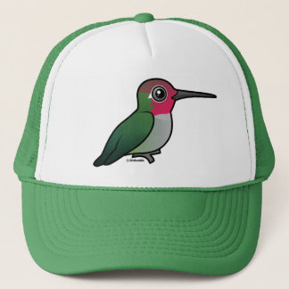 Anna's Hummingbird Trucker Hat