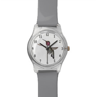 Anna's Hummingbird Wrist Watches