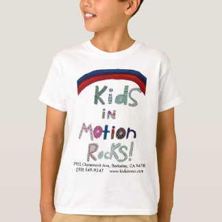 Anna's Kids In Motion T-Shirt