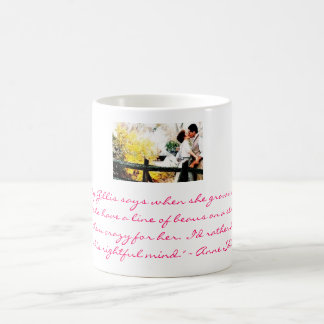 Anne and Gilbert Coffee Mug