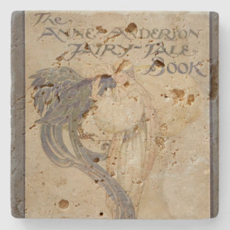 Anne Anderson Fairytale Book Cover--Stone Coaster Stone Coaster