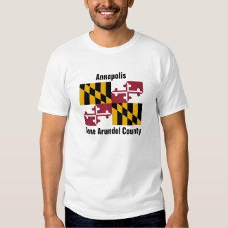 Anne Arundel County Maryland T Shirt
