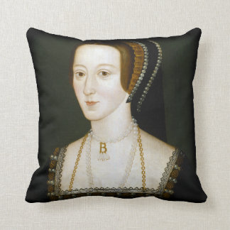 Anne Boelyn Pillow