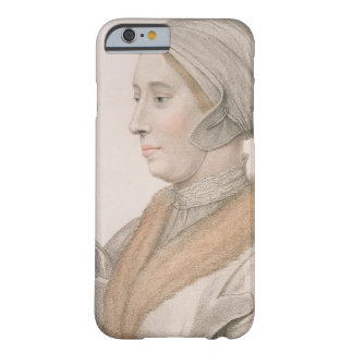 Anne Boleyn (1507-36) engraved by Francesco Bartol Barely There iPhone 6 Case