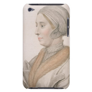 Anne Boleyn (1507-36) engraved by Francesco Bartol Barely There iPod Cover