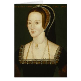 Anne Boleyn Card