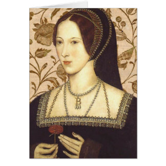 Anne Boleyn Cards