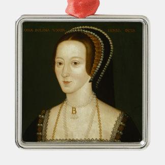 Anne Boleyn Christmas Ornaments