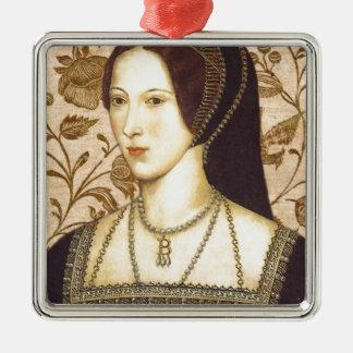 Anne Boleyn Christmas Tree Ornament