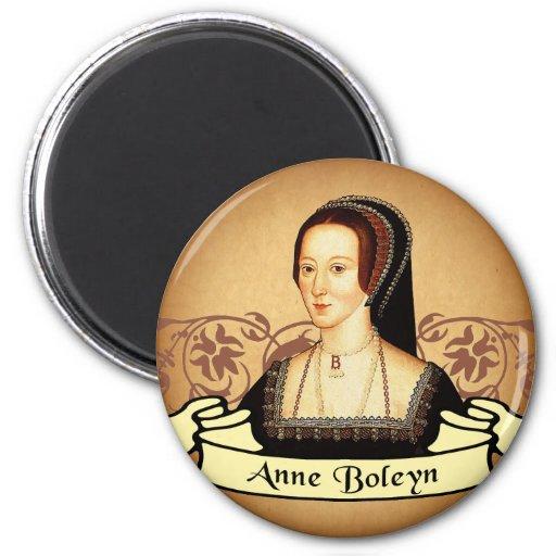 Anne Boleyn Classic Magnets