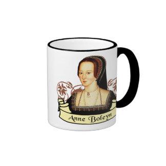 Anne Boleyn Classic Ringer Mug