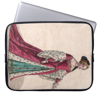 Anne Boleyn Laptop Sleeve