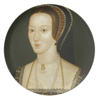 Anne Boleyn Plates