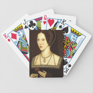 Anne Boleyn Playing Cards