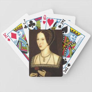Anne Boleyn Playing Cards