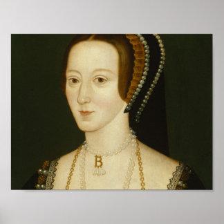 Anne Boleyn - Poster