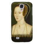 Anne Boleyn Second Wife of Henry VIII Portrait Galaxy S4 Cover