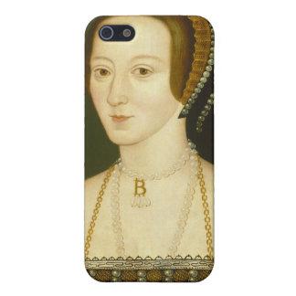 Anne Boleyn Second Wife of Henry VIII Portrait Case For iPhone 5
