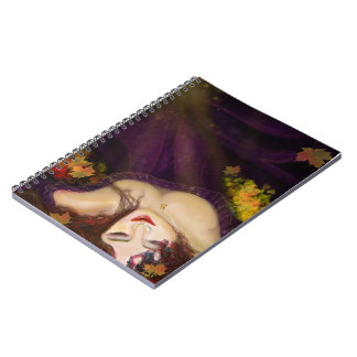 Anne Boleyn's Bed of Leaves Notebook