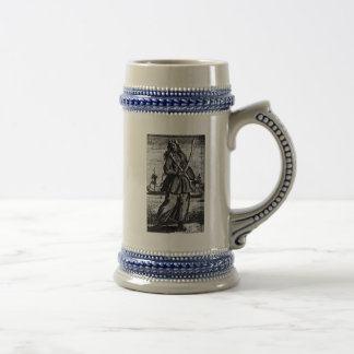Anne Bonny Pirate Mug