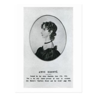 Anne Brontë portrait Post Cards
