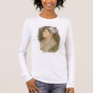 Anne Hogarth (1701-71), c.1740 (oil on canvas) (pr Long Sleeve T-Shirt