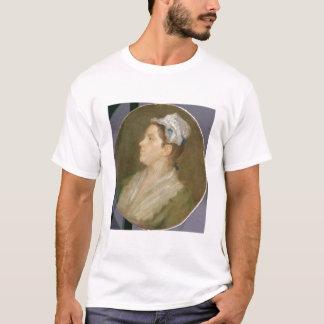 Anne Hogarth (1701-71), c.1740 (oil on canvas) (pr T-Shirt