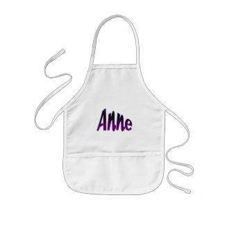 Anne Kids Apron