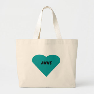 Anne Large Tote Bag
