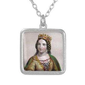 Anne Neville Square Necklace