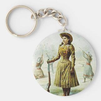 Anne Oakley Key Ring