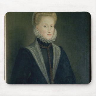 Anne of Austria, Queen of Spain Mouse Mat