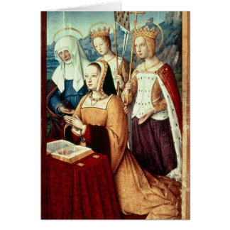Anne of Brittany Card
