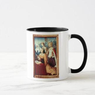 Anne of Brittany Mug