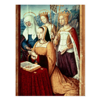 Anne of Brittany Postcard