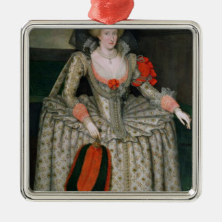 Anne of Denmark, c.1605-10 Christmas Ornament