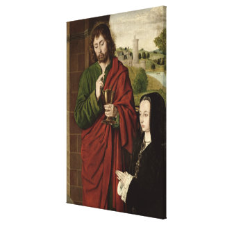 Anne of France Canvas Print