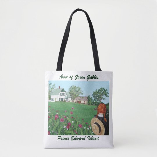 Anne of Green Gables Tote Bag