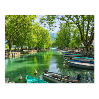 Annecy Postcard